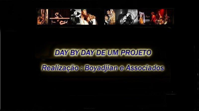 Peça Teatral Day by Day