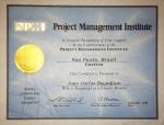 Certificado PMI